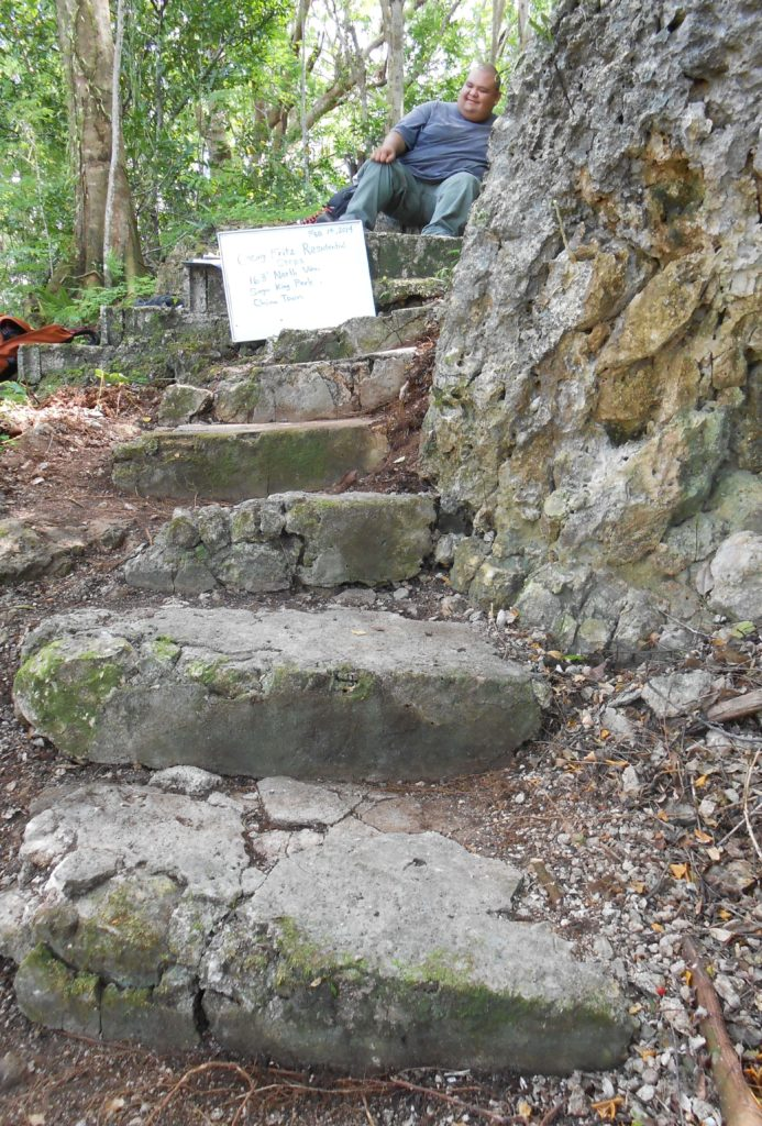 Georg Fritz' steps